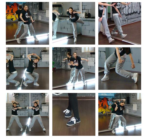 бесплатно видео уроки танцев r and b